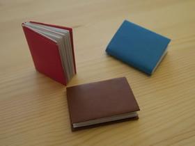 [视频]迷你小本子折纸教程