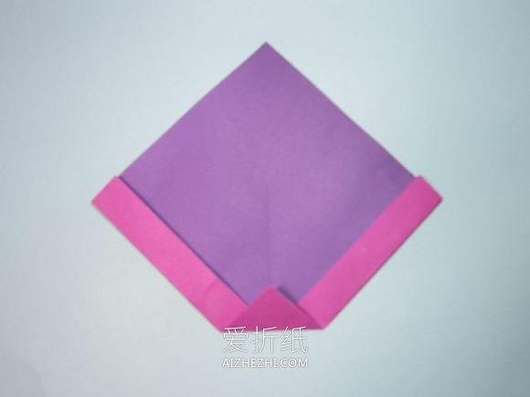 爱心信封的折法步骤图- www.aizhezhi.com