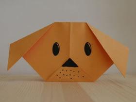 [视频]超简单的小狗折纸教程