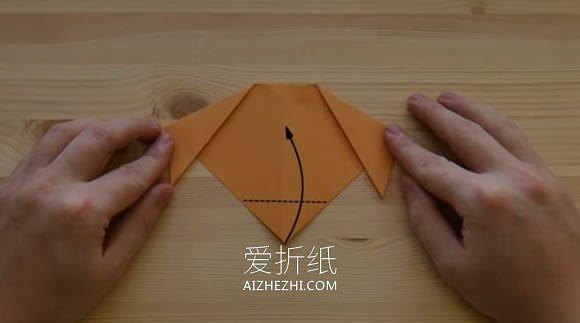 [视频]超简单的小狗折纸教程- www.aizhezhi.com