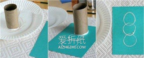 简单新年雪人贺卡的制作方法- www.aizhezhi.com