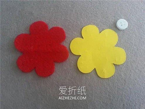 简单小花贺卡的做法- www.aizhezhi.com
