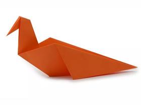 折纸信天翁图解