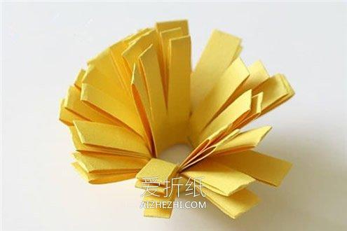 叠在一起的书怎么画_简单向日葵卡片的制作方法_爱折纸网