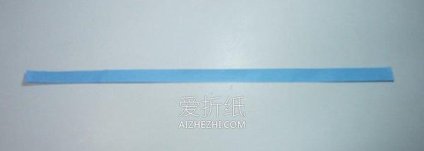 折纸幸运星的方法图解- www.aizhezhi.com
