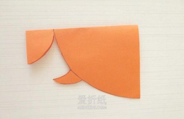 用卡纸做立体小鱼的教程- www.aizhezhi.com
