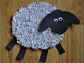 简单小绵羊的制作教程