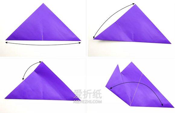 折纸女巫帽的方法图解- www.aizhezhi.com