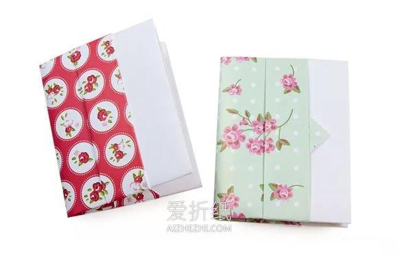怎么折纸钱包的步骤图解- www.aizhezhi.com