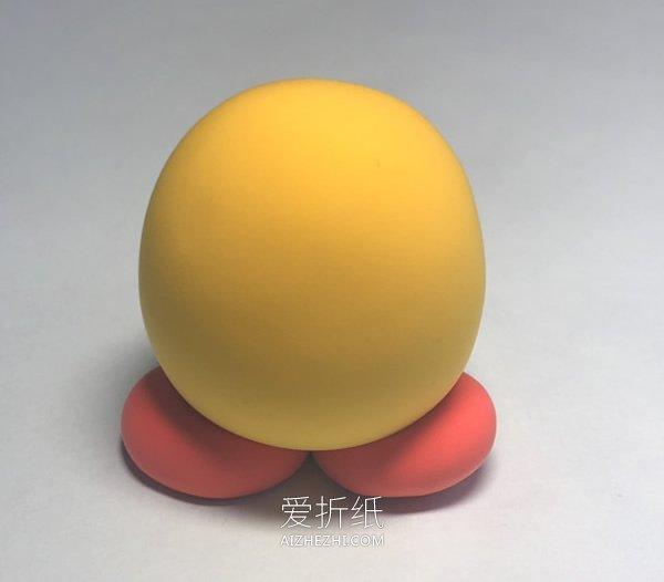 超萌粘土小鸡的制作方法- www.aizhezhi.com