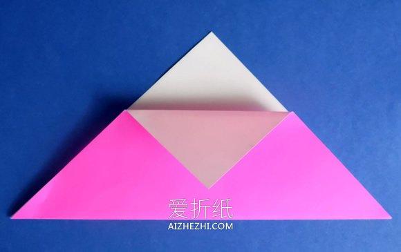 用折纸蛋糕做生日贺卡的方法- www.aizhezhi.com