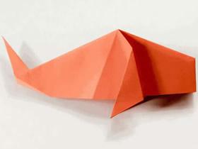 简单小鱼的折纸教程