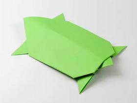 简单折纸乌龟的教程