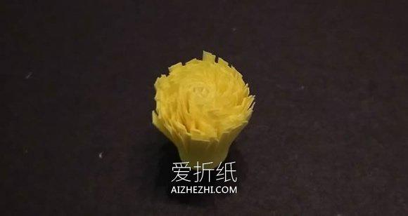 衍纸梅花的制作过程图解- www.aizhezhi.com