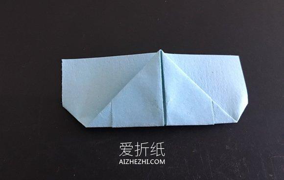 用四张纸折四叶草的折法图解- www.aizhezhi.com