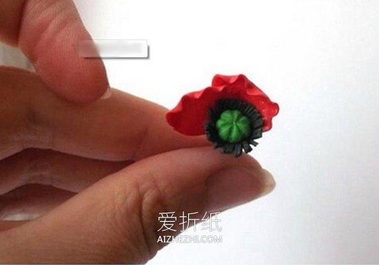怎么用粘土做花戒的方法图解- www.aizhezhi.com