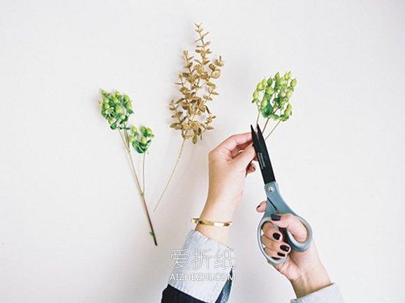 怎么用麻绳做森系蜡烛的方法- www.aizhezhi.com