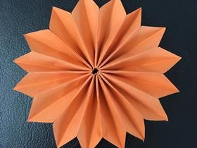 怎么用八张纸折纸花的最简单方法