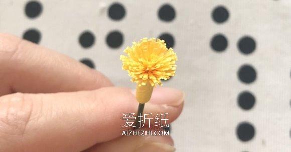 格桑花手工制作方法步骤图解教程- www.aizhezhi.com