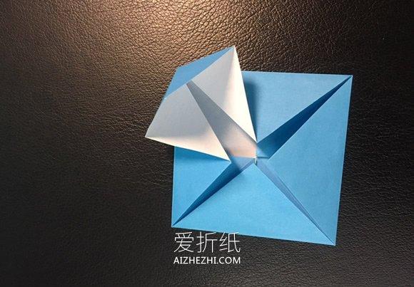 怎么折纸陀螺的详细步骤图解- www.aizhezhi.com