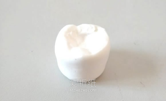 怎么用粘土做蛋卷冰激凌的方法教程- www.aizhezhi.com