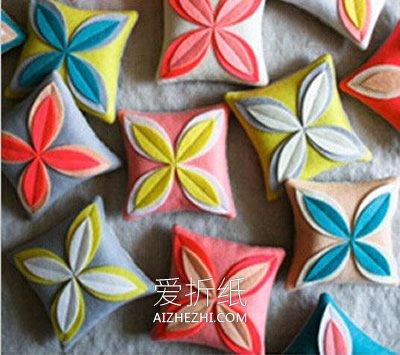 怎么做毡布香包的方法图解- www.aizhezhi.com