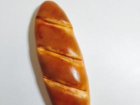 怎么用粘土做逼真面包的方法步骤图解