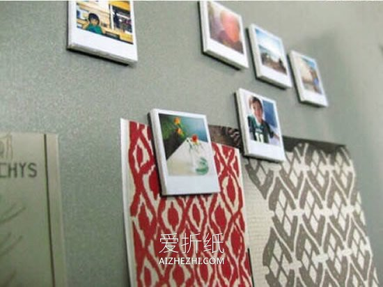 怎么用超轻粘土做照片冰箱贴的方法- www.aizhezhi.com