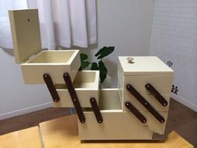 怎么用木板做可折叠收纳箱的方法图解