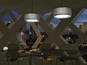 怎么用利乐包废物利用做精美灯罩的方法