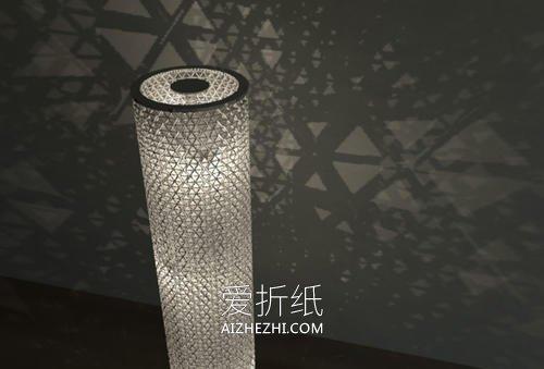 怎么用利乐包废物利用做精美灯罩的方法- www.aizhezhi.com