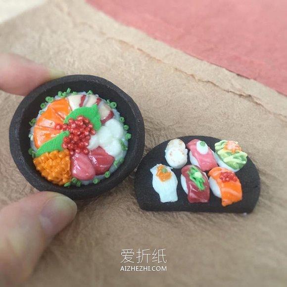 怎么做逼真日式料理造型的糖霜饼干图片- www.aizhezhi.com