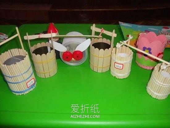 怎么用日常废弃物做儿童手工作品的方法- www.aizhezhi.com