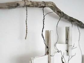 怎么用废木头做家居用品和装饰品的方法创意