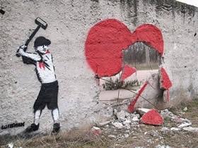 怎么做创意街头涂鸦的作品图片
