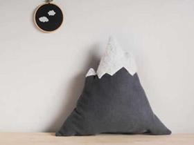 怎么做布艺火山抱枕的方法图解