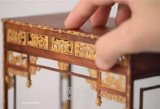 怎么做迷你生活用品模型的作品图片- www.aizhezhi.com