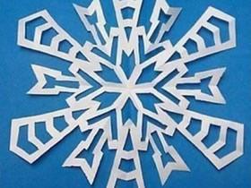 怎么剪纸雪花的图案图片