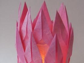 怎么简单折纸灯笼的折法图解