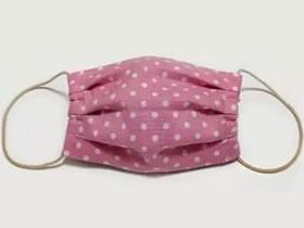 怎么用不织布做口罩的方法图解