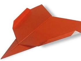 怎么简单折纸战斗机的折法图解