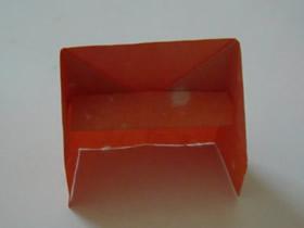 怎么简单折纸钢琴的折法图解
