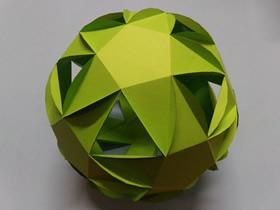 怎么制作毕达哥拉斯十二面体的方法图解