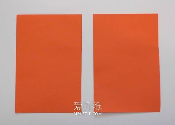 怎么用卡纸做橘子挂饰的方法图解- www.aizhezhi.com