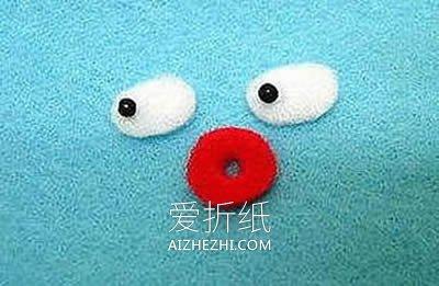 怎么做布艺八爪鱼制作教程- www.aizhezhi.com