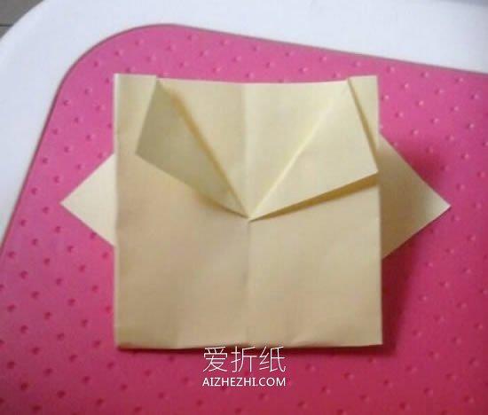 怎么折纸衬衫图解最简单- www.aizhezhi.com