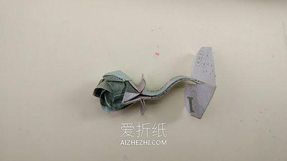 怎么折心花怒放用纸币- www.aizhezhi.com