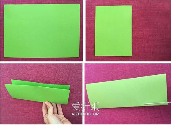 怎么用卡纸做叶子- www.aizhezhi.com