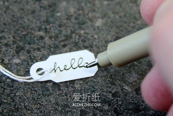 怎么做中秋节贺卡最漂亮简单- www.aizhezhi.com