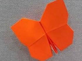 蝴蝶怎么做手工折纸
